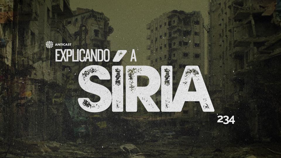 Explicando a Síria